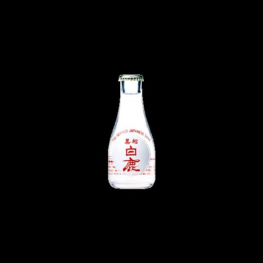 白鹿 辛口 プリント瓶