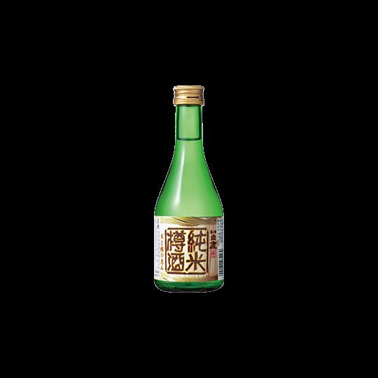 黒松白鹿 純米樽酒